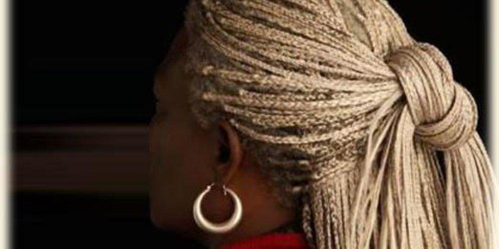 Девица-краса -  африканская коса