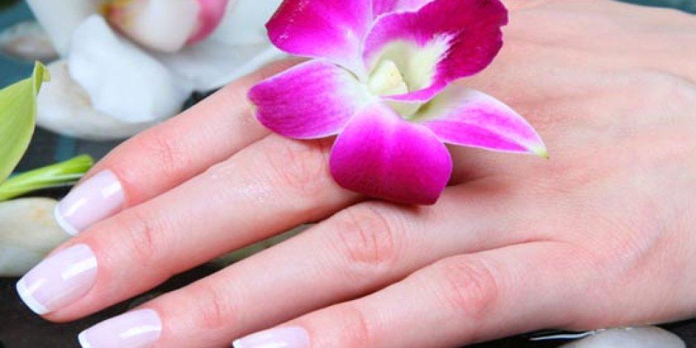 Красивые и ухоженные ногти не выходя из дома
