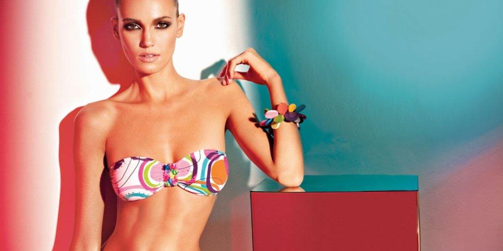 Готовимся к лету 2012 - покупаем модный купальник
