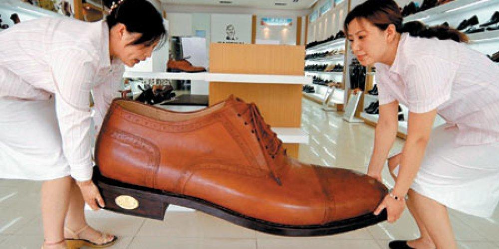 Как определить китайскую подделочную обувь