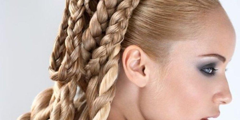 Коса – девичье украшение