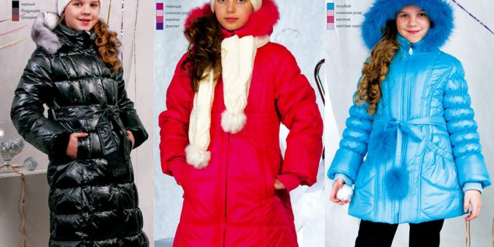 Фавориты зимнего сезона – пуховики