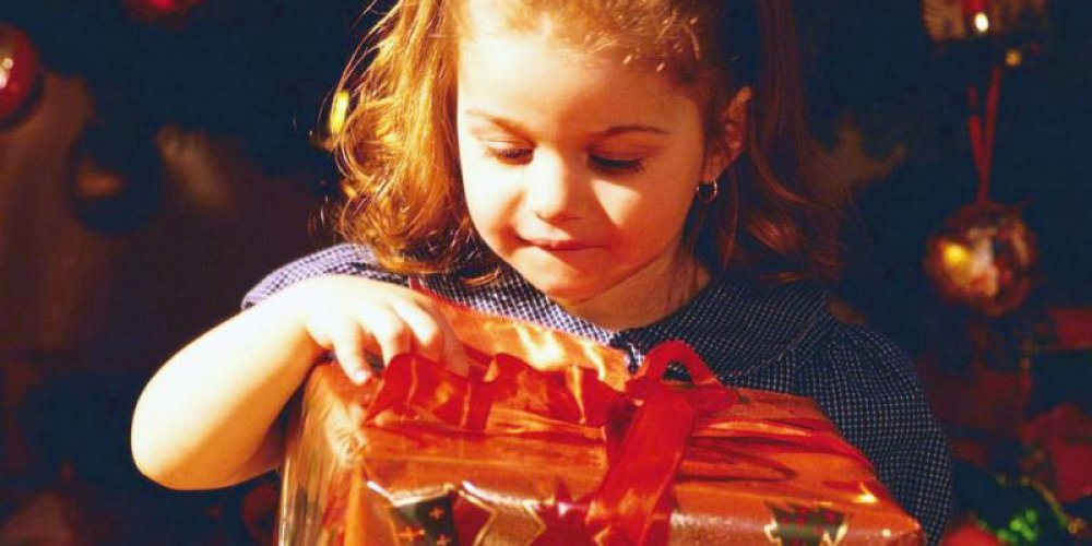Выбираем подарок для своего ребенка