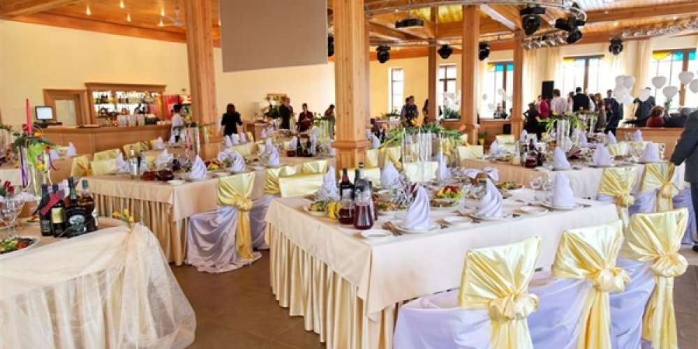Организовываем свадебный банкет правильно