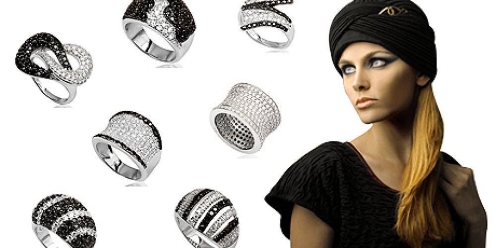 Украшения из серебра – всегда в моде!