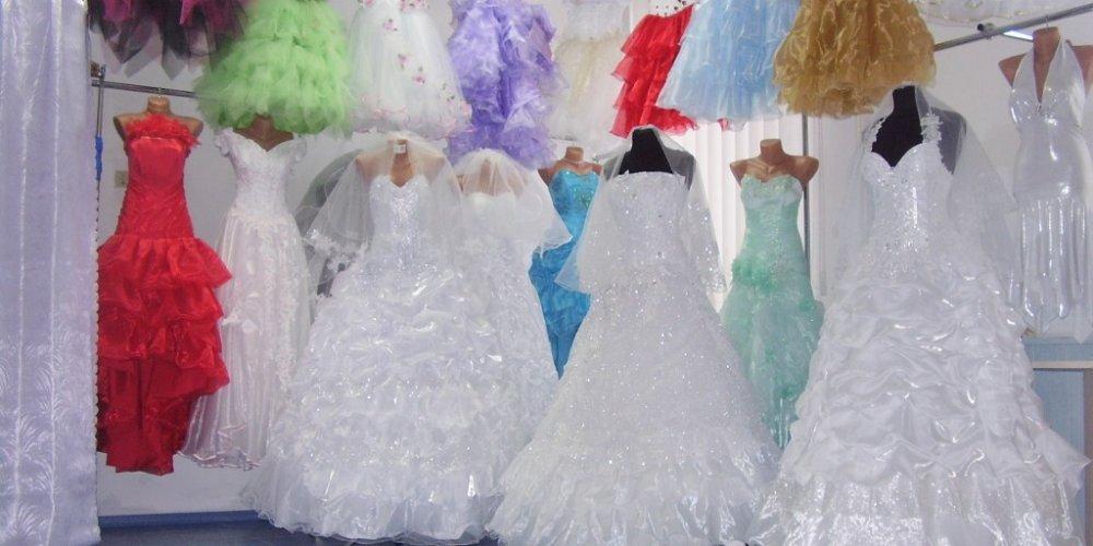 Волшебные платья для невесты