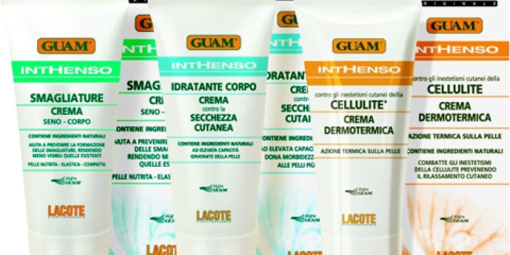 GUAM – современная линия косметических средств из Италии