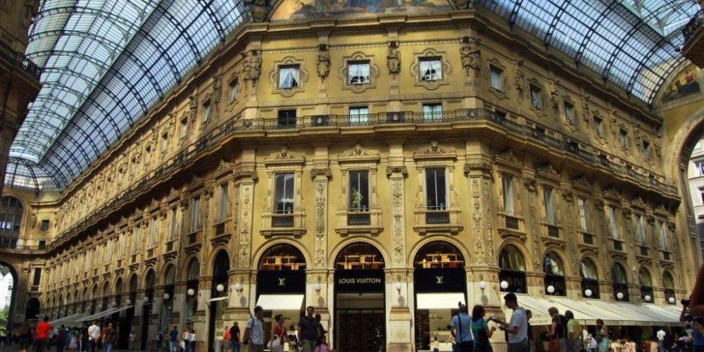 Италия - страна моды, стиля и красоты.