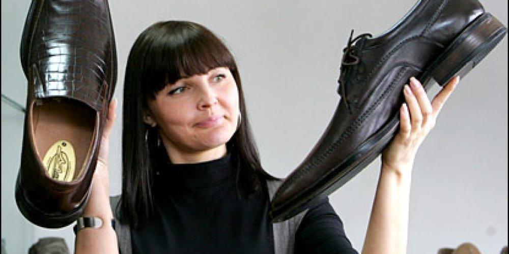 Обувь больших размеров – не беда