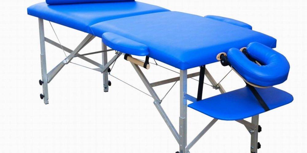 Массажный стол – для чего это нужно?