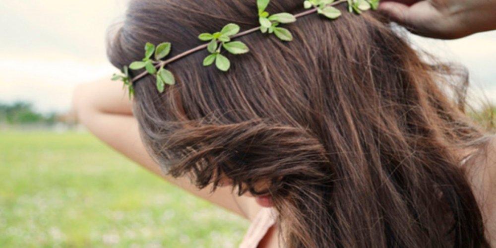 Лечебный шампунь на травах