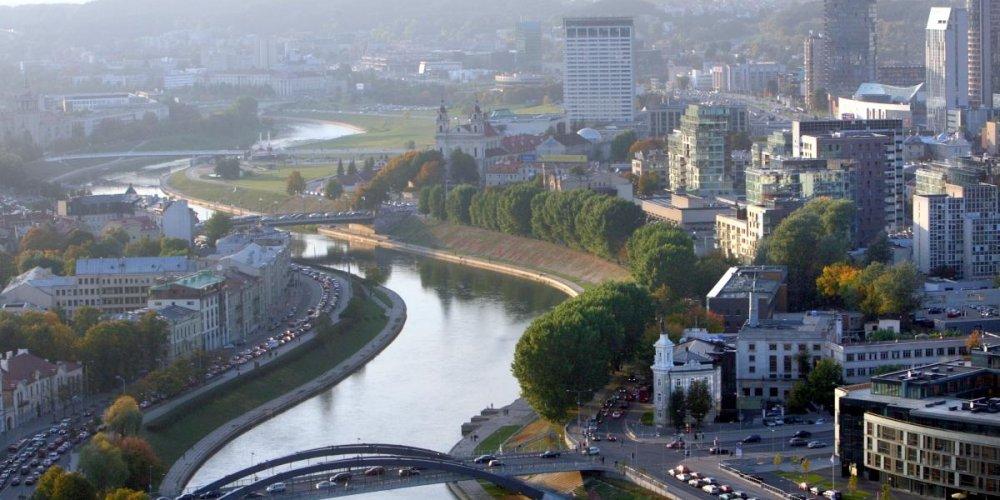 Отдыхайте в лучших отелях Вильнюса