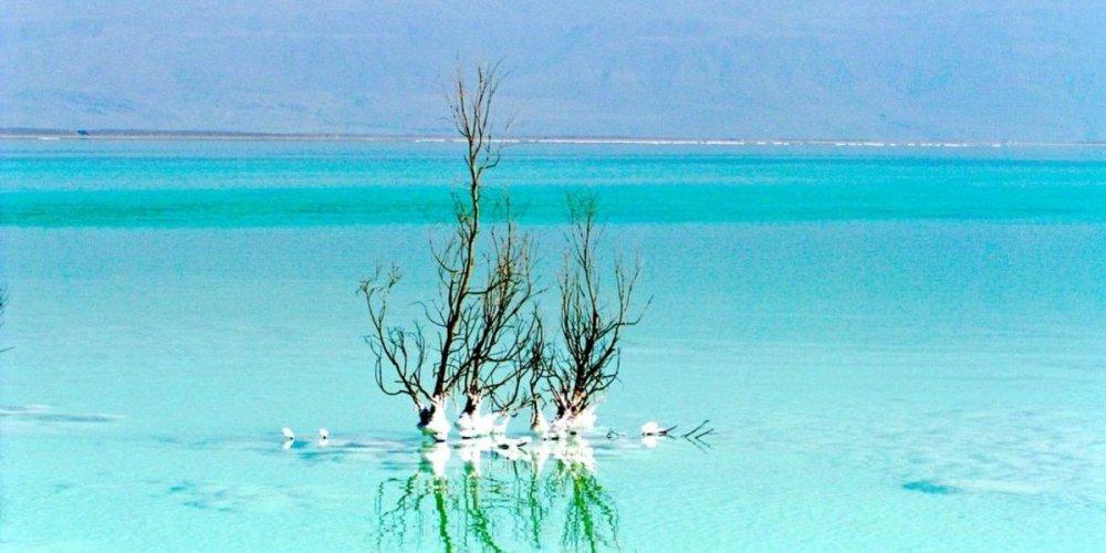 Райский отдых на мертвом море