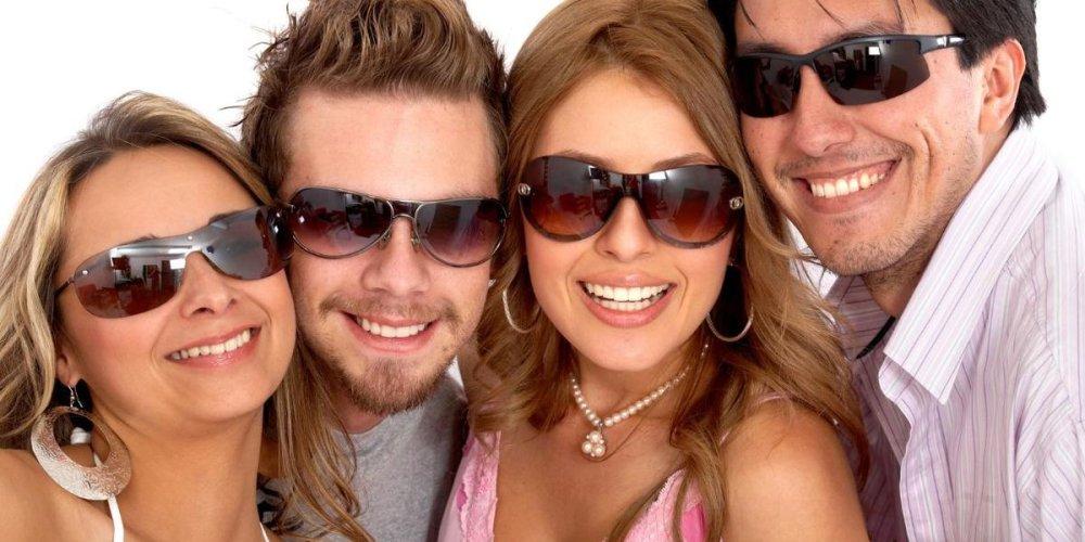 Солнцезащитные очки: как грамотно подобрать