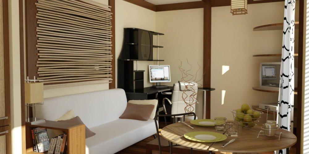 Как создать уют в малогабаритной квартире?
