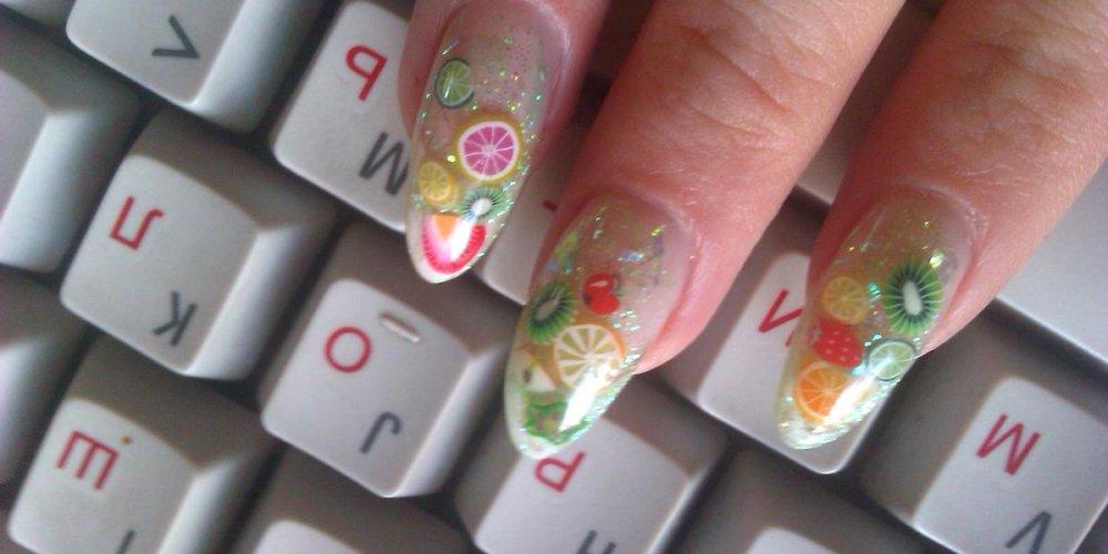 Современные технологии дизайна ногтей