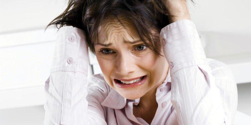 В каком возрасте у женщин отмечается пик стресса?