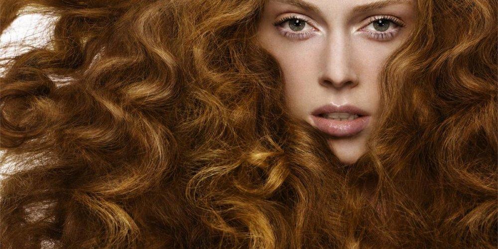Простые хитрости при уходе за сухими волосами