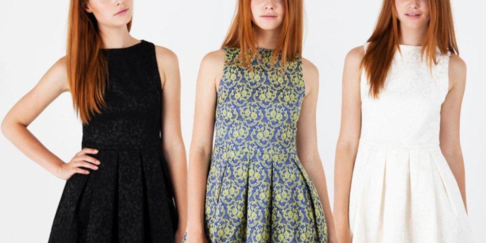 Зачем же нужны платья?