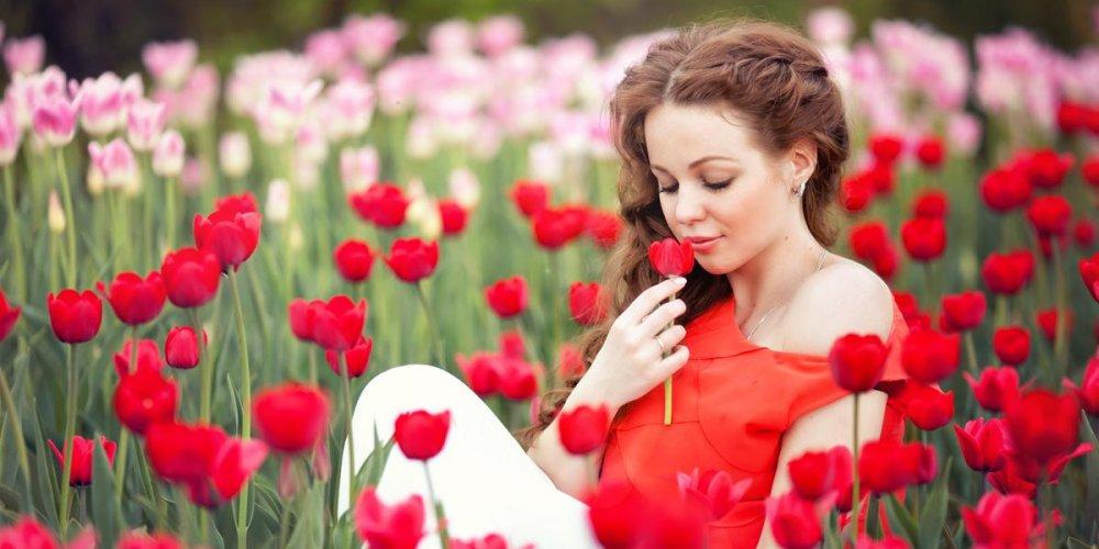 Как сделать свой образ более свежим весной?