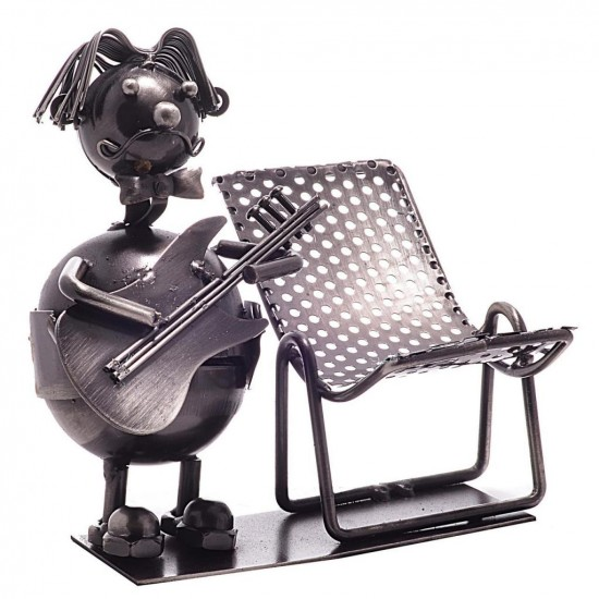 музыкальные статуэтки музыкант