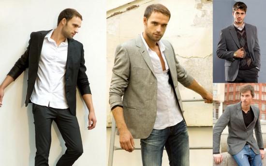 мужская молодежная одежда