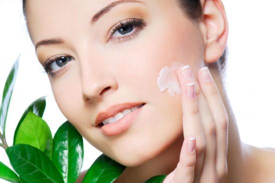 органические продукции по уходу за кожей