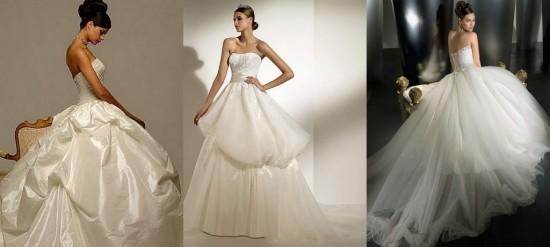 Как подобрать свадебное платье в соответствии с телосложением