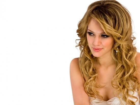 Придание волосам эффекта легких волн (2)
