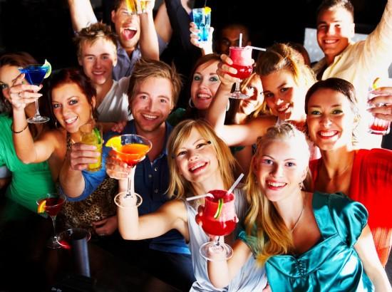 Вся красота тематической вечеринки (2)