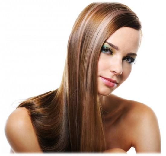 Ленточное наращивание волос 2