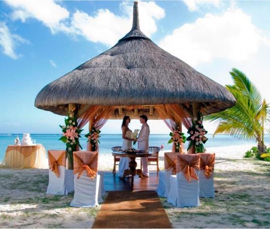 Церемония бракосочетания на Бали (2)
