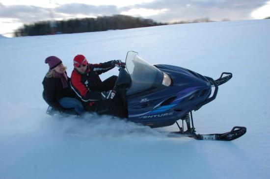 Активный отдых в зимнее время