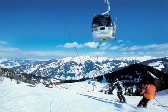 Зимний отпуск на горнолыжных курортах