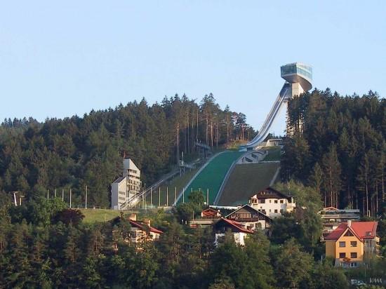 Инсбрук – «мекка» горнолыжного туризма3