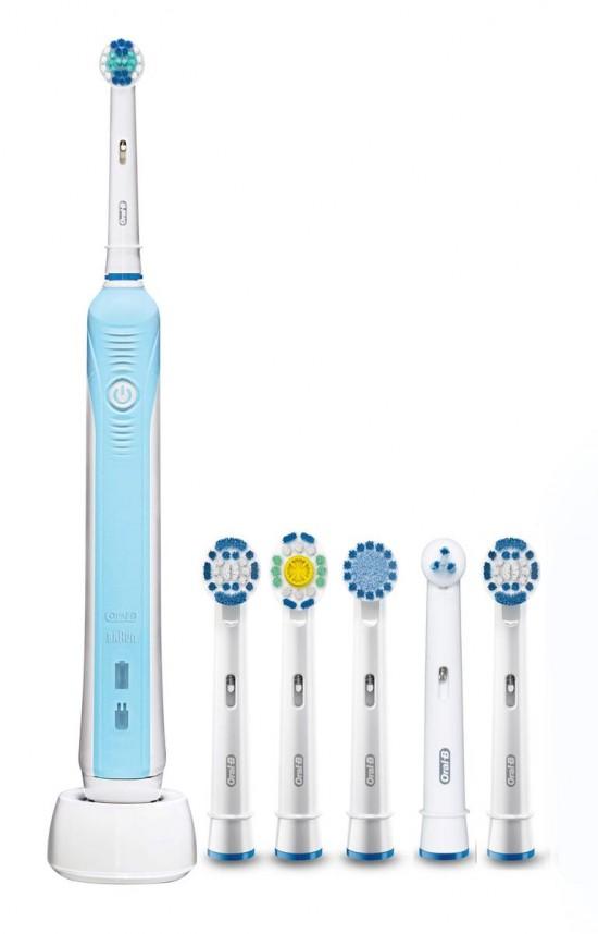 ультразвуковая зубная щетка 2