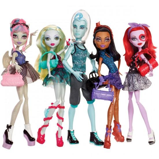 Модная кукла воспитает стильную леди1