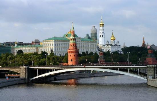 «Москва! О, сколько…» Всего не обойт