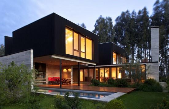 Почему популярны загородные дома?