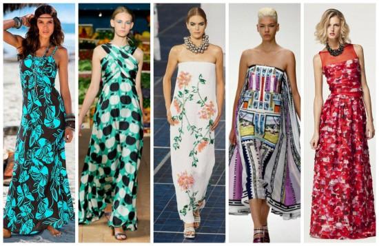 Модные сарафаны 3