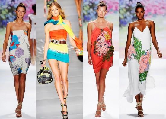Модные сарафаны 4