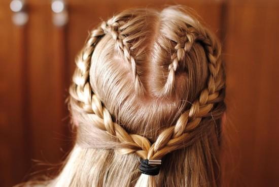 Коса - девичья краса: модный тренд1