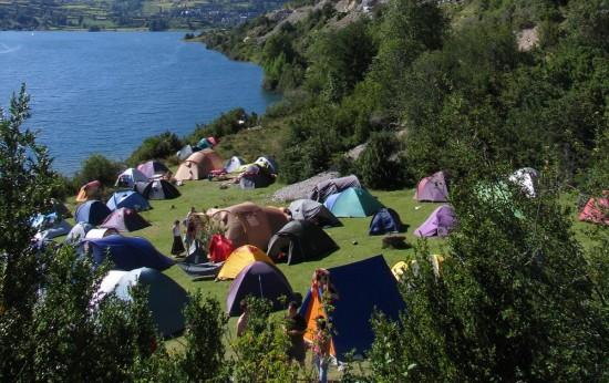 Отдых в Крыму с палаткой1