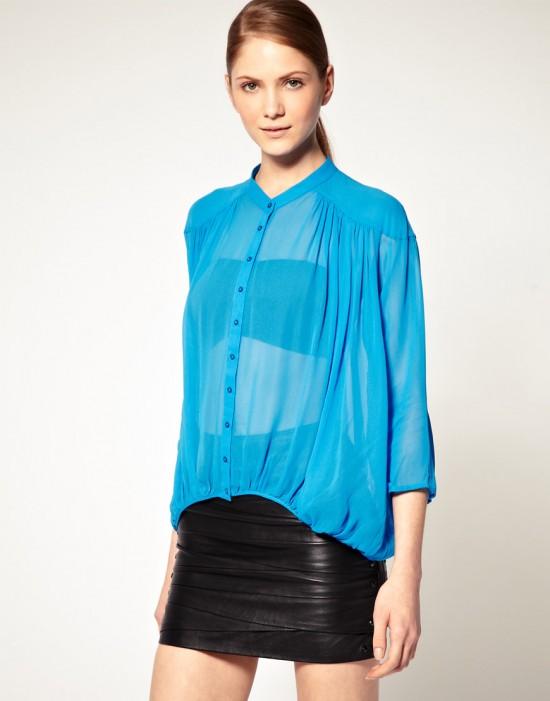 Прозрачная одежда: несколько основных правил 3