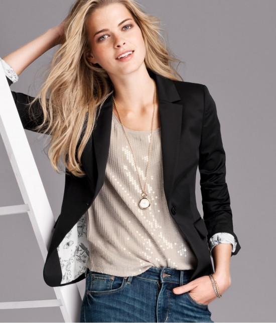 Модные пиджаки 2014: разновидности и тренды