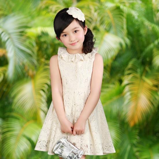 платья для девочки 3