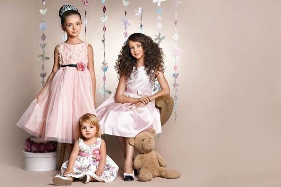 платья для девочки 5