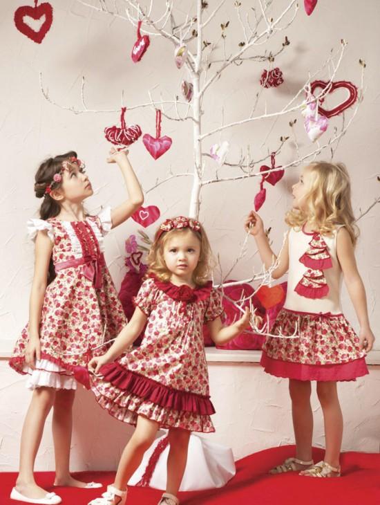 платья для девочки 6