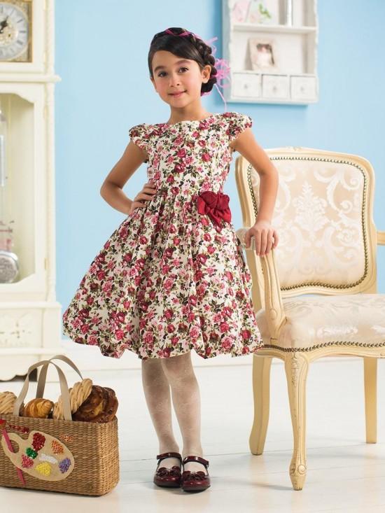 платья для девочки 7