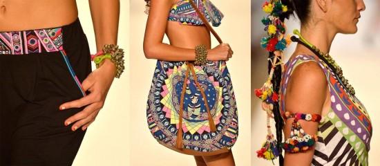 Тренды пляжной моды 2014